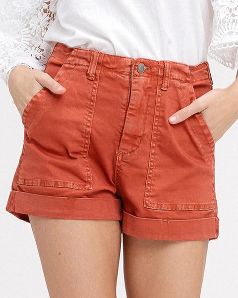 Painted Canyon Shorts: Featured Product Image