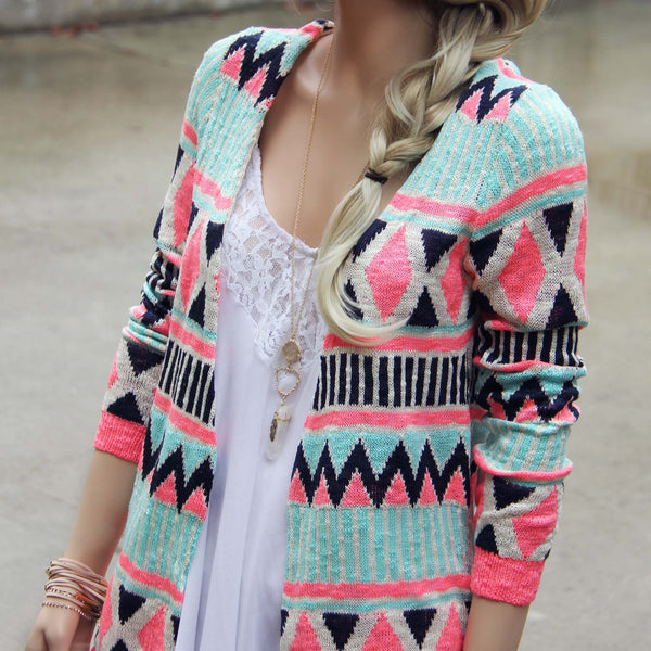 Painted Desert Sweater: Featured Product Image