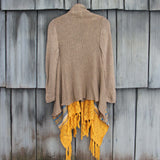 Painted Sky Fringe Sweater: Alternate View #4