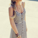 Palm Springs Maxi Dress: Alternate View #1