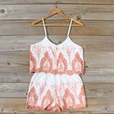 Palm Springs Romper: Alternate View #4