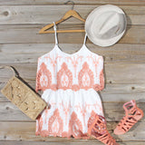 Palm Springs Romper: Alternate View #5