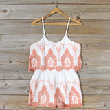 Palm Springs Romper: Alternate View #1