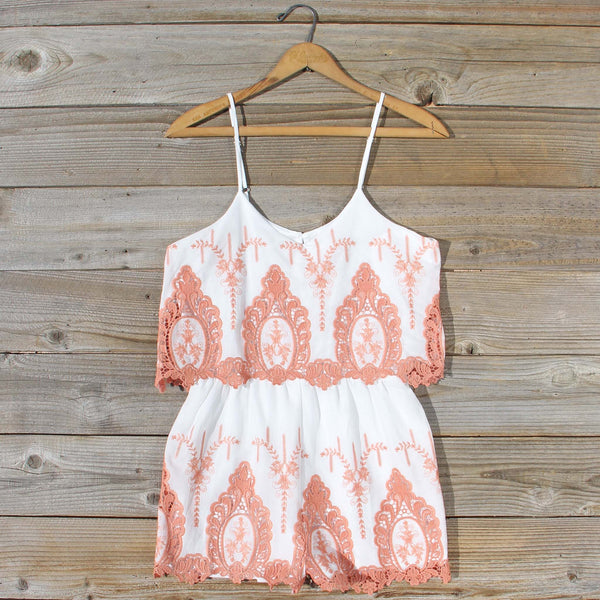 Palm Springs Romper: Featured Product Image