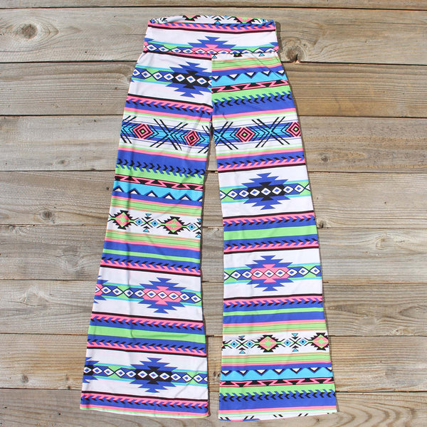 Paradise Cove Palazzo Pants: Featured Product Image