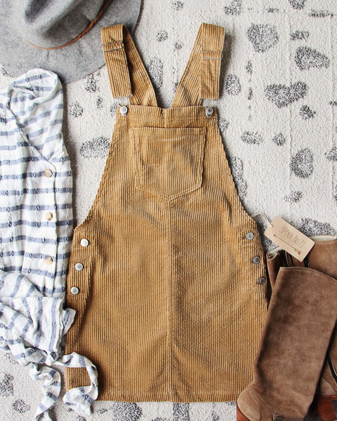 Parker Overall Jumper: Featured Product Image