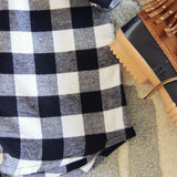 The Patches & Plaid Flannel: Alternate View #3