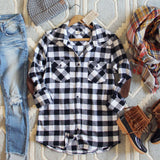 The Patches & Plaid Flannel: Alternate View #1