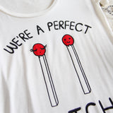 Perfect Match Tee: Alternate View #3