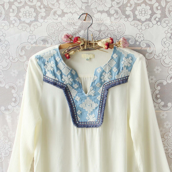 Phoenix Sky Blouse: Featured Product Image