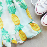 Pina Colada Romper: Alternate View #4