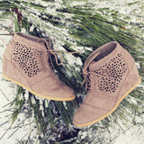 Pine & Ice Booties: Alternate View #1