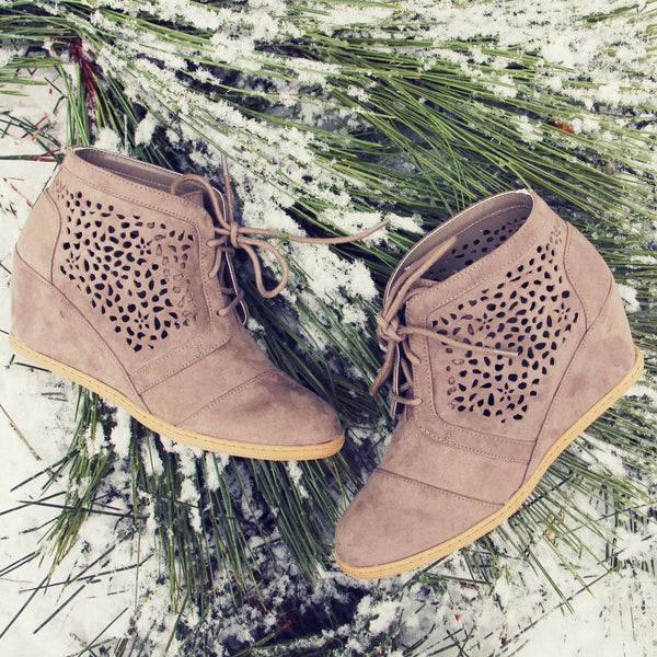 Pine & Ice Booties: Featured Product Image