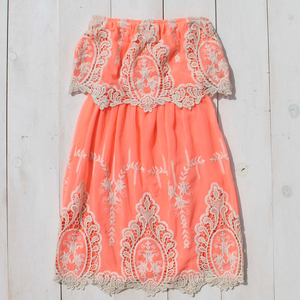 Poppy Lace Dress: Featured Product Image
