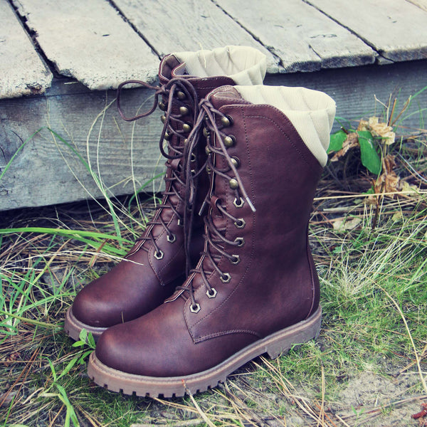 The Portland Boots: Featured Product Image