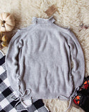Pretty & Cozy Sweater: Alternate View #5