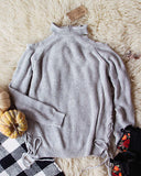 Pretty & Cozy Sweater: Alternate View #2