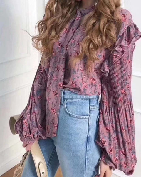 Sweet Sleeve Top: Featured Product Image