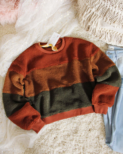 Pumpkin Spice Sweatshirt: Featured Product Image
