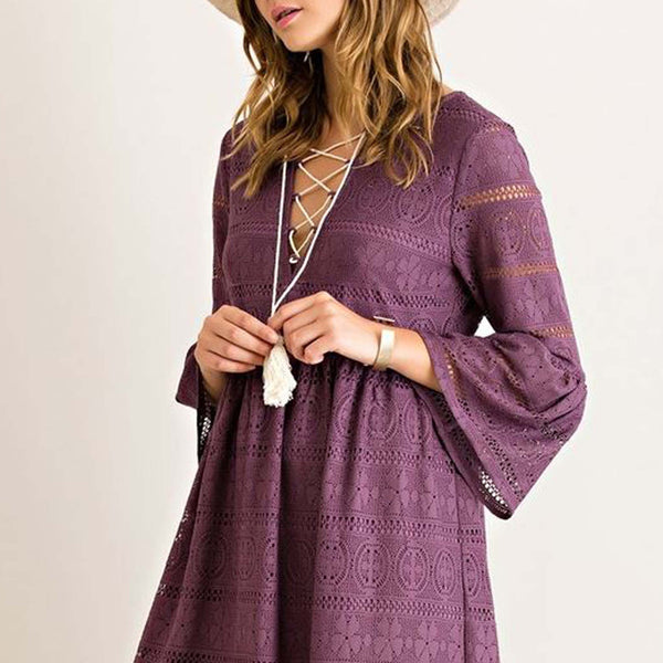 Purple Moon Dress: Featured Product Image