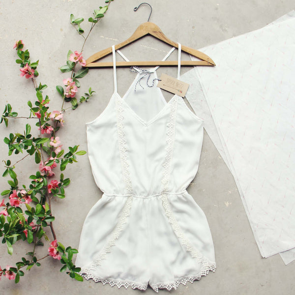 Rain Dance Romper: Featured Product Image
