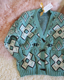 Ranch Sweater in Mint: Alternate View #2