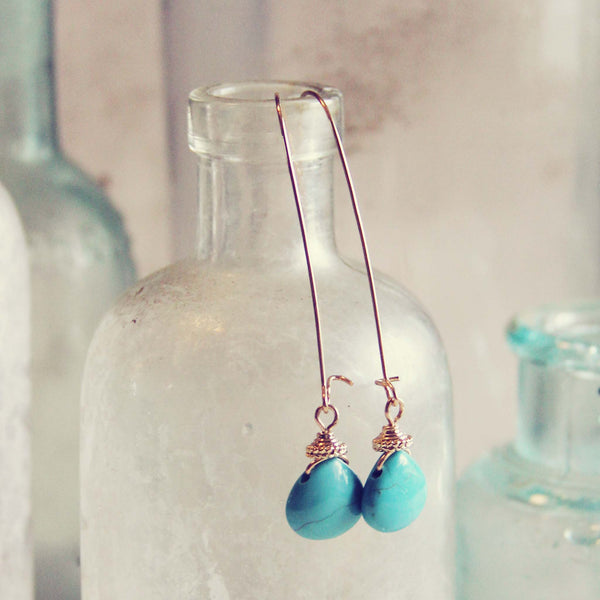 Rare Rain Earrings: Featured Product Image