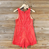 Rare Rose Romper: Alternate View #4
