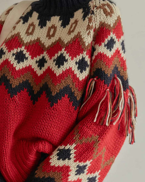 Nordic Isle Sweater: Featured Product Image