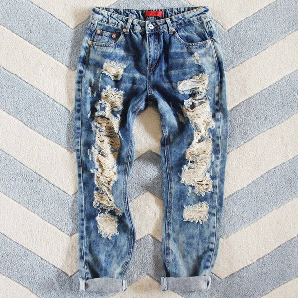 The Reiley Boyfriend Jeans: Featured Product Image