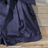 Road Trip Romper in Navy: Alternate View #3