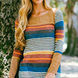 Rocky Stripe Dress: Alternate View #4