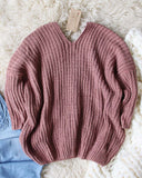 Rosalyn Knit Sweater: Alternate View #4
