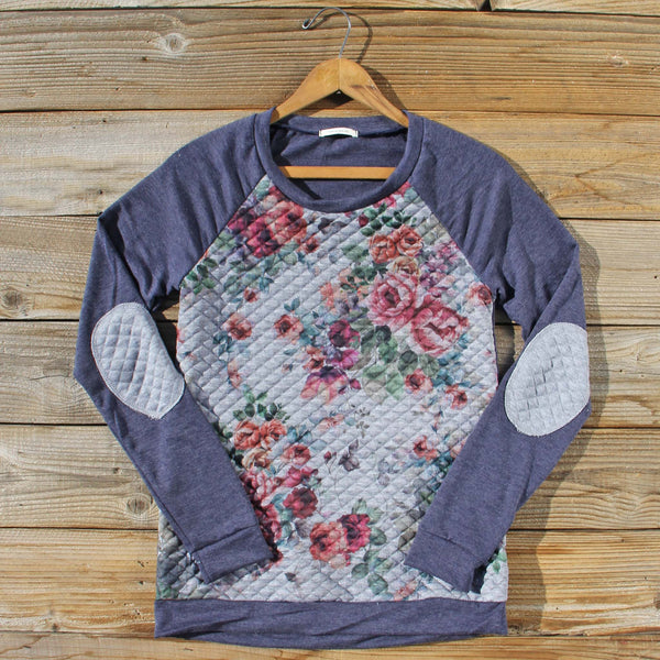 Rose Hollow Sweatshirt: Featured Product Image