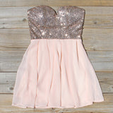 Rose Quartz Dress: Alternate View #1