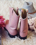 Rosie Girl Vintage Boots: Alternate View #3