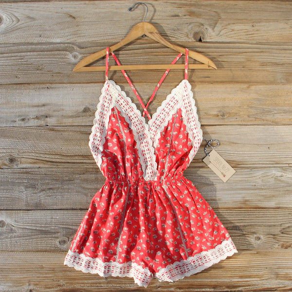 Buffalo Sky Romper: Featured Product Image