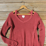 Rusted Rose Thermal in Burgundy: Alternate View #2