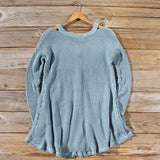 Rusted Rose Thermal in Sage: Alternate View #4
