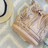 Ryder Fringe Tote: Alternate View #2