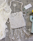 Sadie Macrame Tote: Alternate View #4