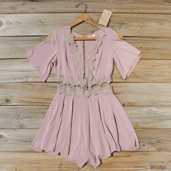 Sage Desert Romper: Featured Product Image