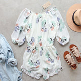 Sage Fox Romper: Alternate View #4