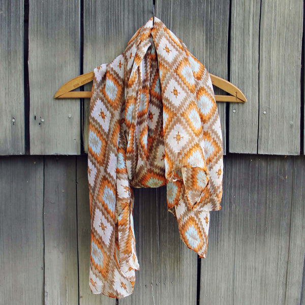 Sage Hills Scarf in Sand: Featured Product Image