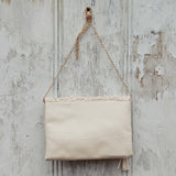 Sage & Lace Tote in Cream: Alternate View #3