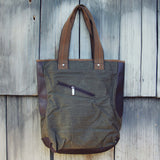 Sage Meadow Book Tote: Alternate View #3