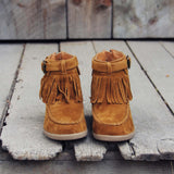 Sage Mountain Moccasins: Alternate View #4
