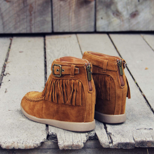Sage Mountain Moccasins: Featured Product Image