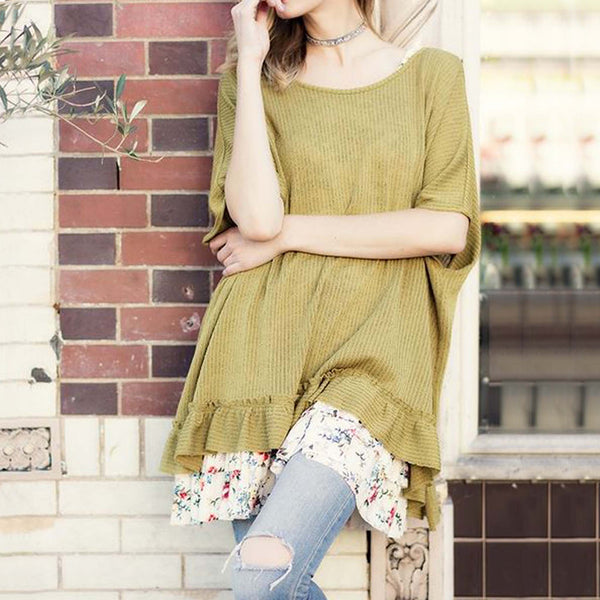 Sage & Stone Top: Featured Product Image