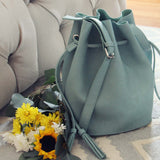 Sage & Tassel Tote: Alternate View #2